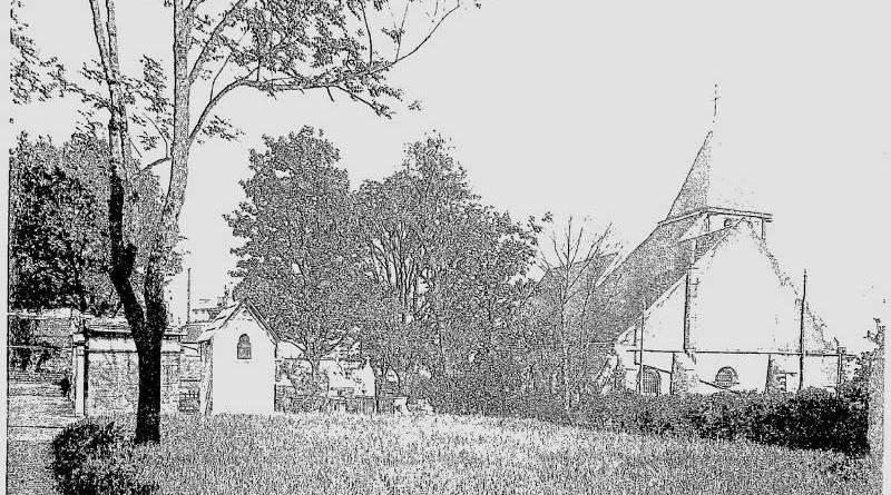 Saint Germain de Charonne et son cimetière