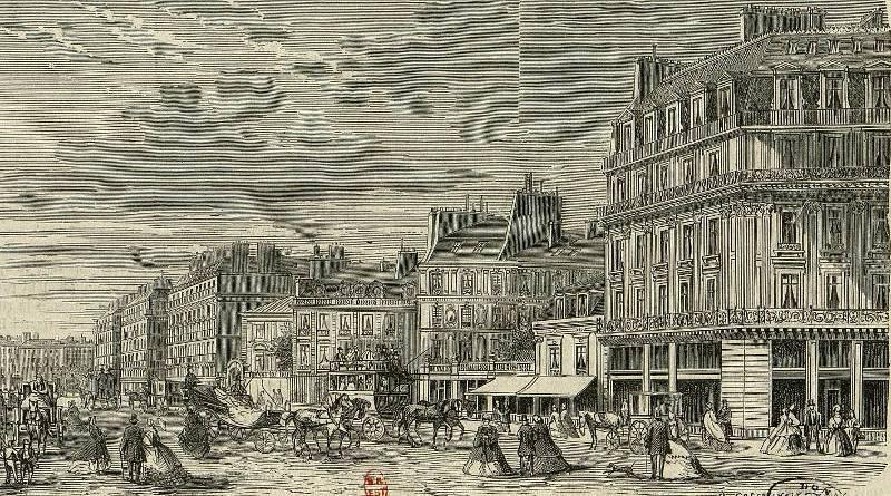 Image rue Auber