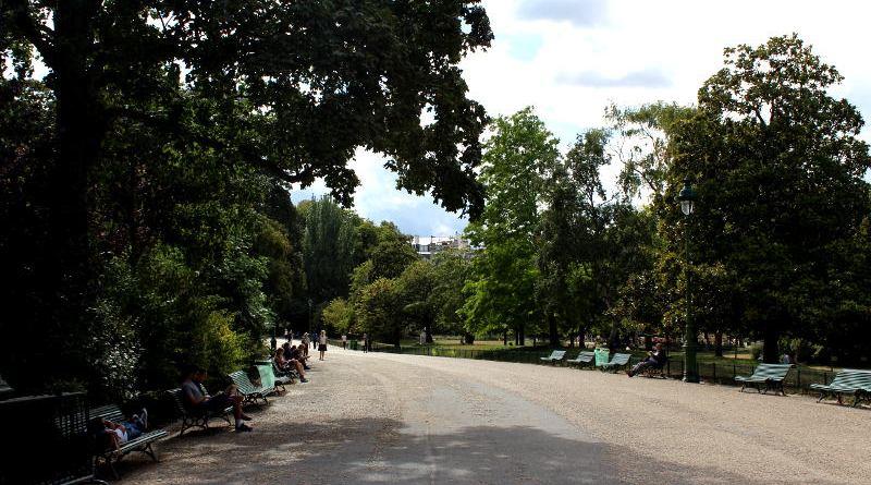 allées du Parc Monceau