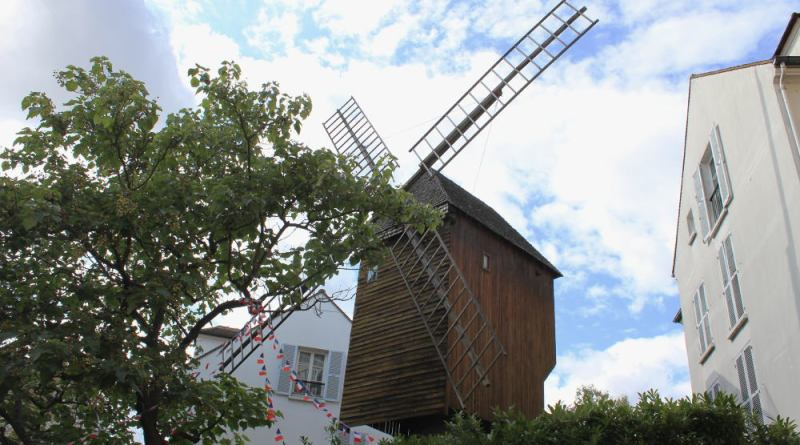 Le moulin radet