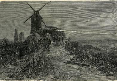 Phare du Moulin de la Galette