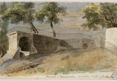 Fontaine à Montmartre. 13 octobre 1852 par Jean Marie Amelin