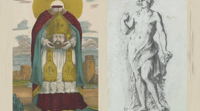 Saint Denis et Bacchus