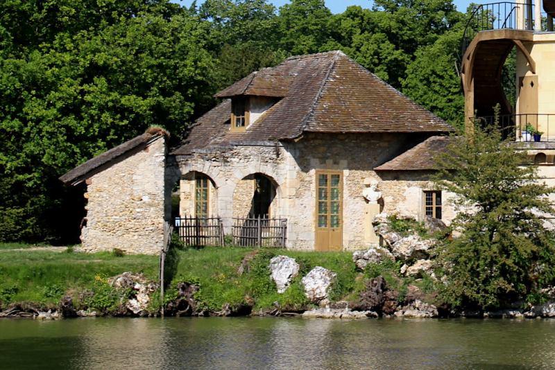 la laiterie du hameau de la reine à Trianon