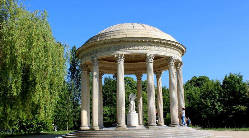 Le temple de l'Amour de Trianon