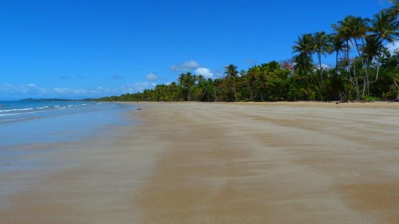 Les plages sont légion le long de la côte