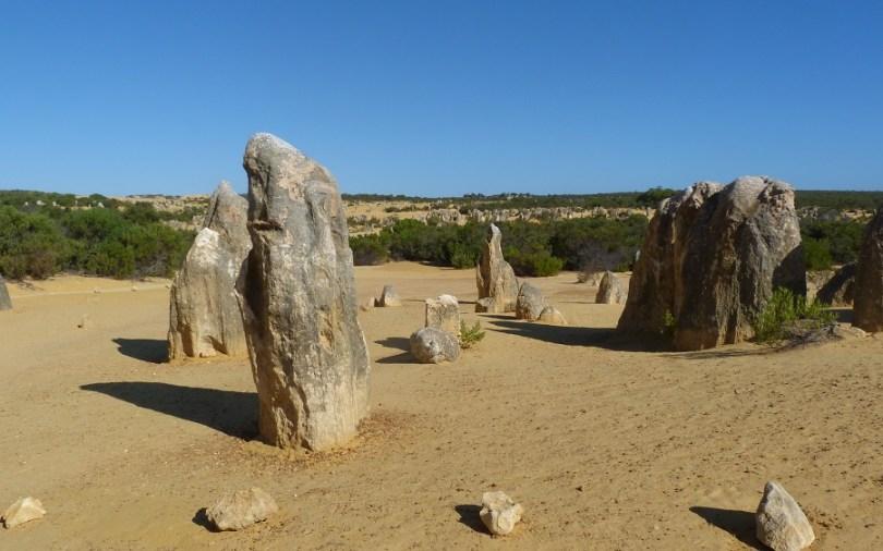 Les menhirs à l'australienne