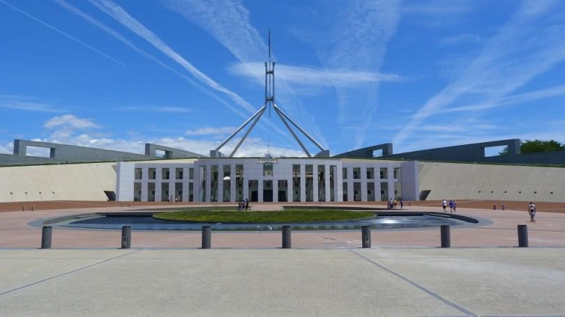 Le nouveau Parlement Australien