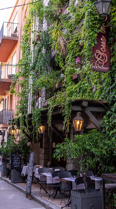 Dans les rues de Porto Vecchio