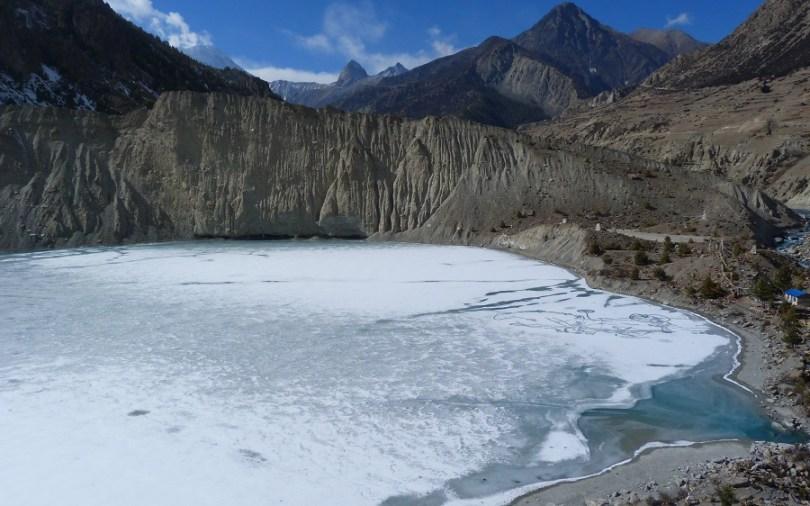 Annapurna Manang Lac