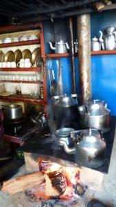 Annapurna : cuisine nepalaise