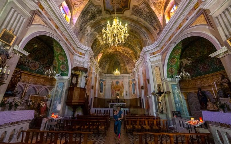 Église latine de Cargèse