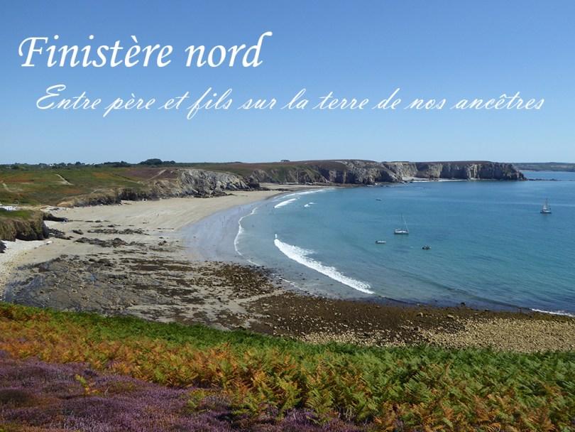 Finistère nord randonnée bretagne