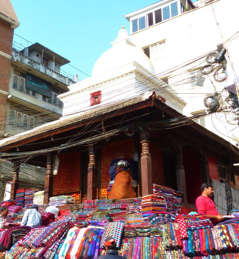 Asan tole katmandou nepal