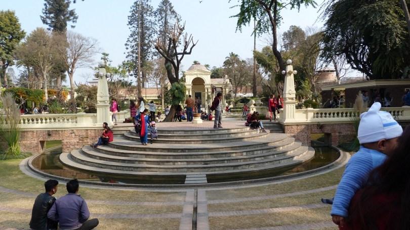Katmandou jardin des reves garden of dreams