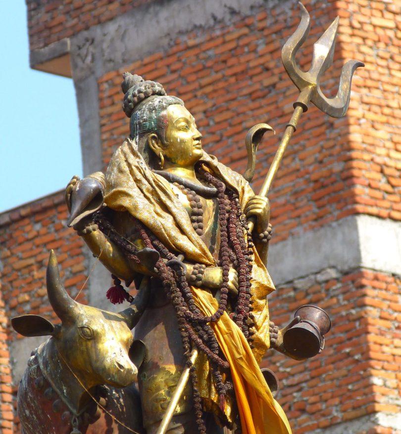 Nepal katmandou durbar square temple
