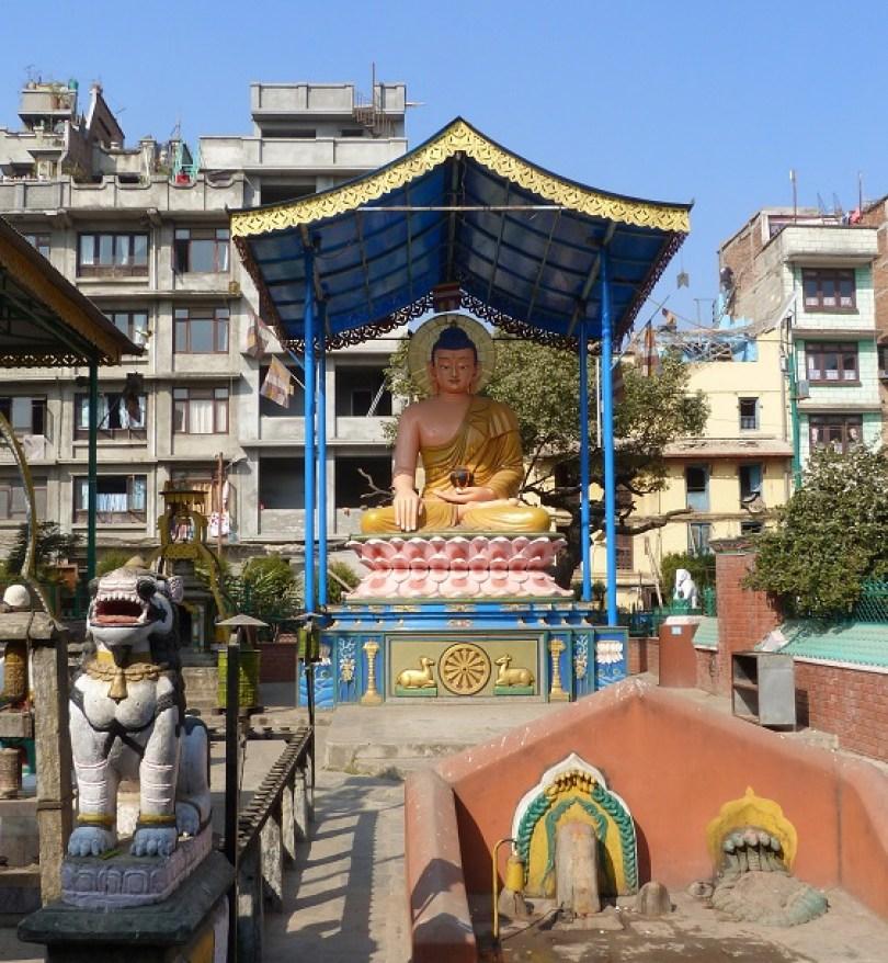 Patan Bouddha Sakyamuni Nyakhuchowk Bahal