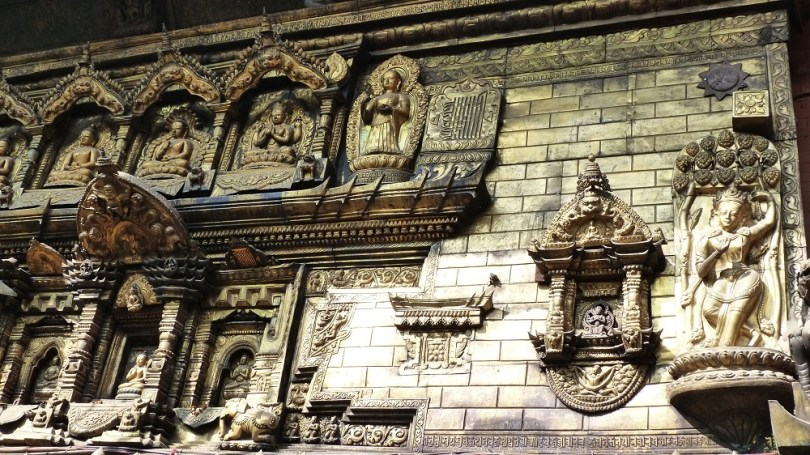 Patan temple or Golden nepal