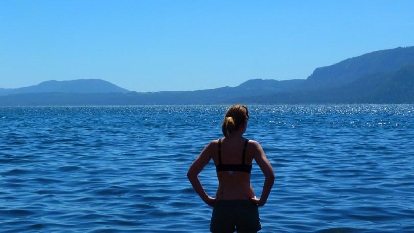 Pucon lac villarrica