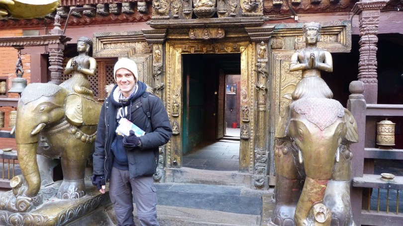 nepal patan elephants
