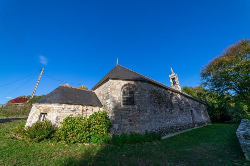 Chapelle saint tugdual