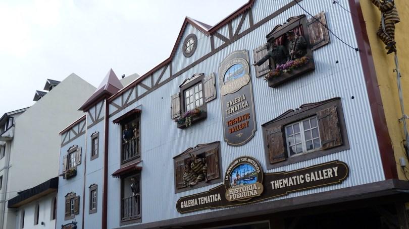 Galerie Thematique Ushuaia
