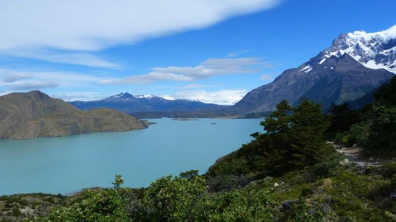 Lac Nordenskjold Montagne