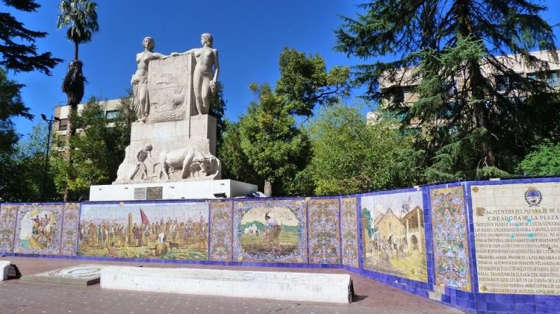 Mendoza plaza espana