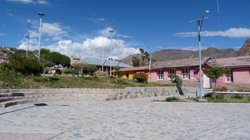 Putre village