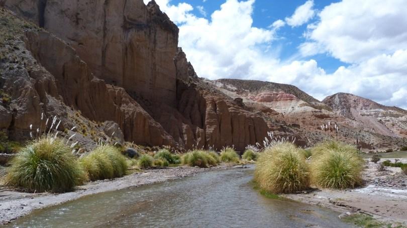 quebrada iquilla canyon