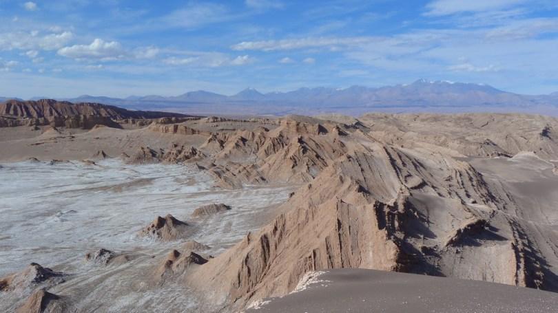 valle de la luna roche