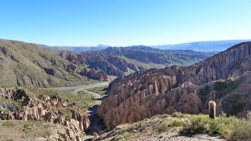 Sillar Tupiza Bolivie
