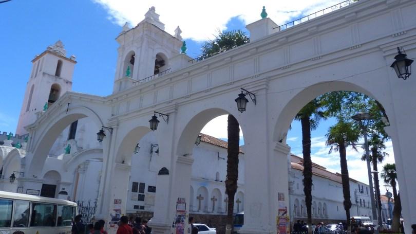 sucre iglesia de san francisco
