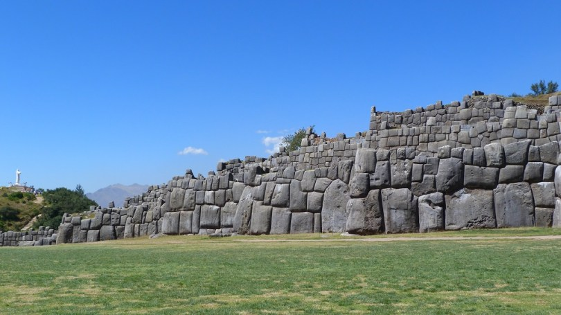 Sacsaywaman ruines