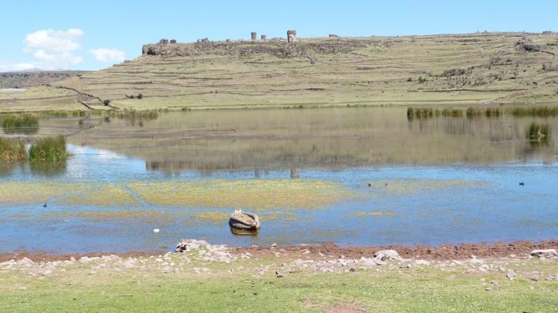 lago umayo sillustani