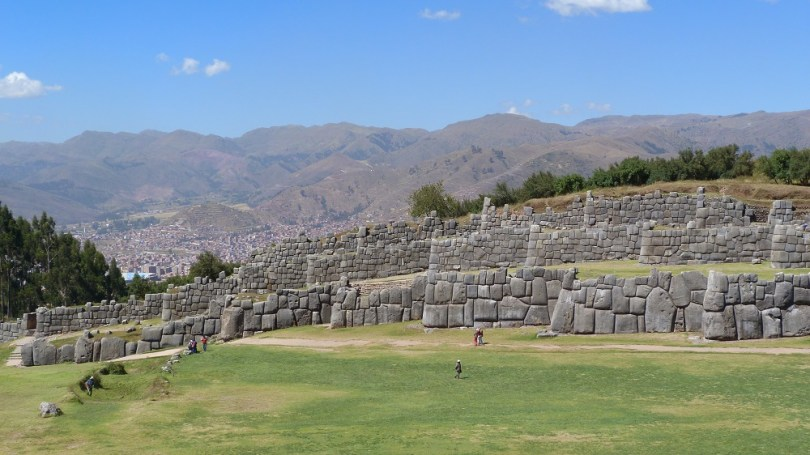 sacsaywaman fortifications