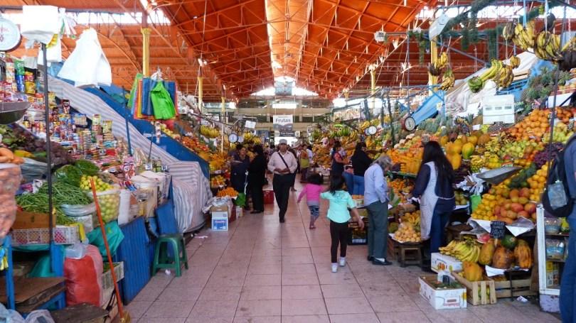 Arequipa Mercado Centrale