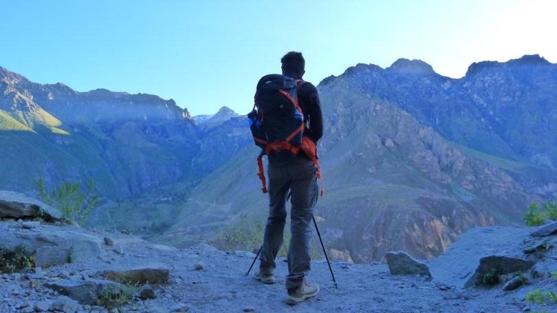 Canyon de colca vue Mirador