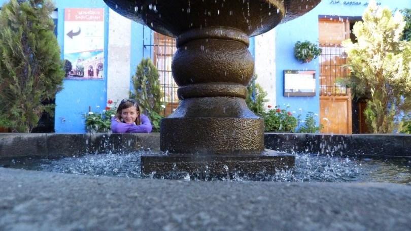 Fontaine Arequipa