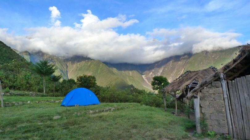 Maizal camping