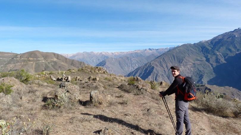 Randonnee Canyon de Colca