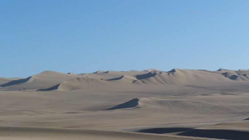 Dunes sable huacachina