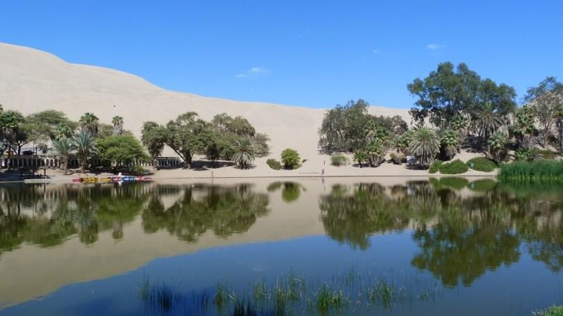 Huacachina oasis Ica