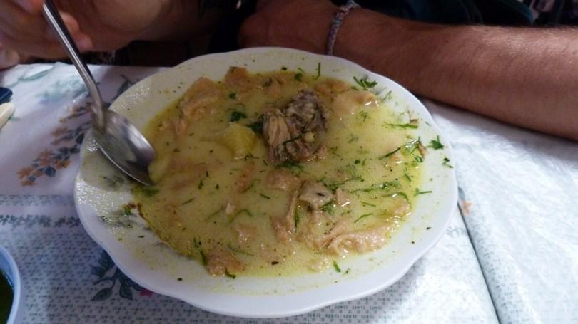 bolivie mercado soupe