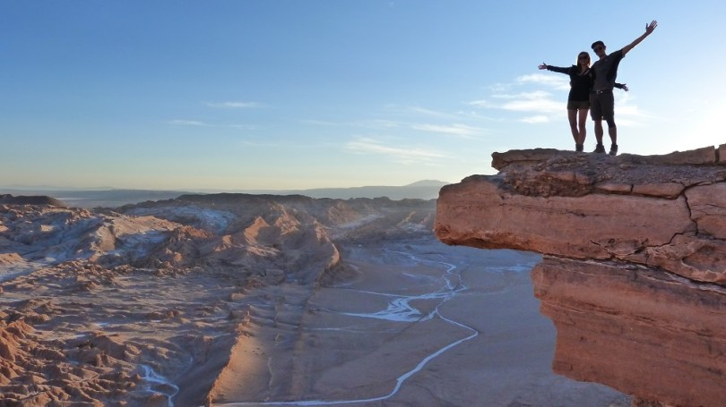 Atacama Chili tete loup