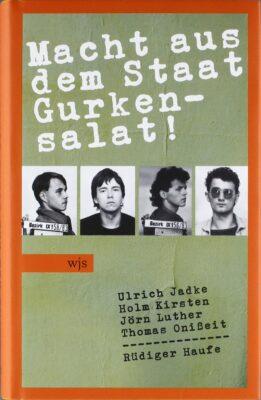 Rüdiger Haufe: Macht aus dem Staat Gurkensalat !
