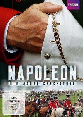 DVD: Napoleon - Die wahre Geschichte