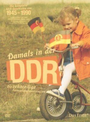 DVD: Damals in der DDR