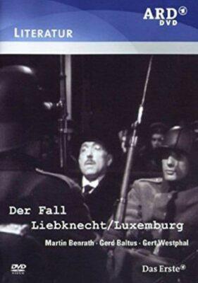 DVD: Der Fall Liebknecht/Luxemburg