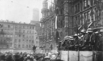 08.11.1923: Hitler-Putsch